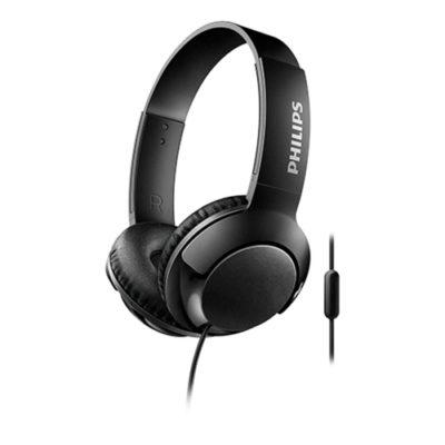 אוזניות עם מיקרופון PHILIPS SHL3075 ON EAR